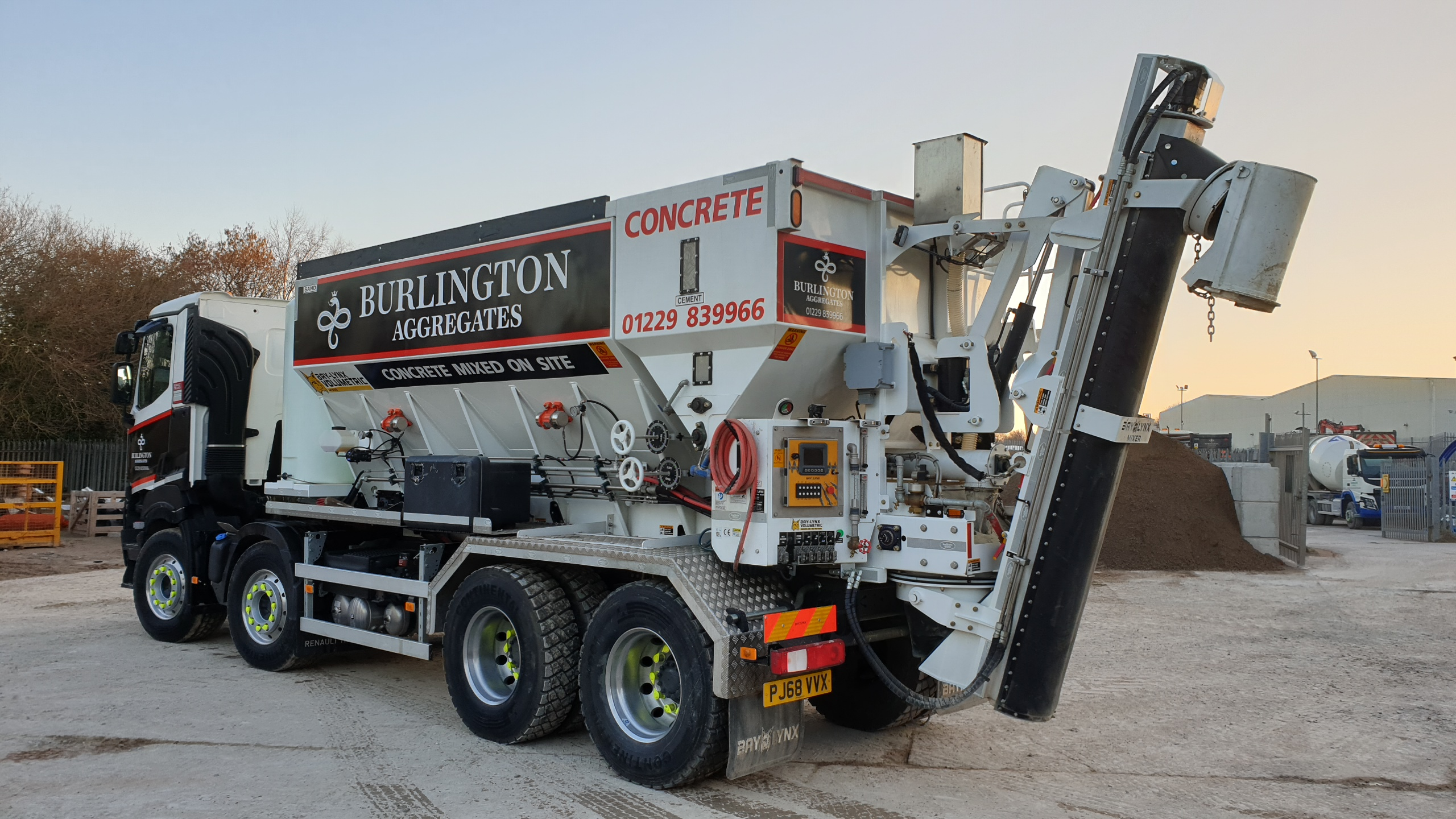 Burlington Aggregates | Concrete
