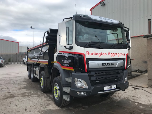 Burlington Aggregates Make Further Investment In New Wagon